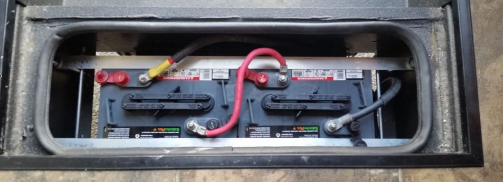 Battery Overhead